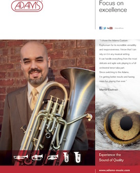 ITEA Spring Journal Advert Adams Martin Cochran