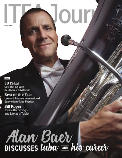 Alan Baer New york Philharmonic Tuba
